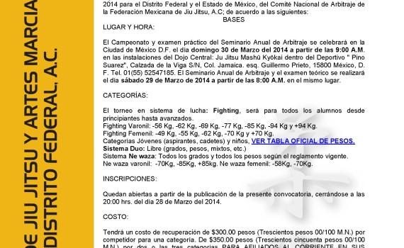 Convocatoria Torneo 2a copa JJMK 2014_Page_1